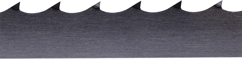 sharp and durable edge bandsaw blades